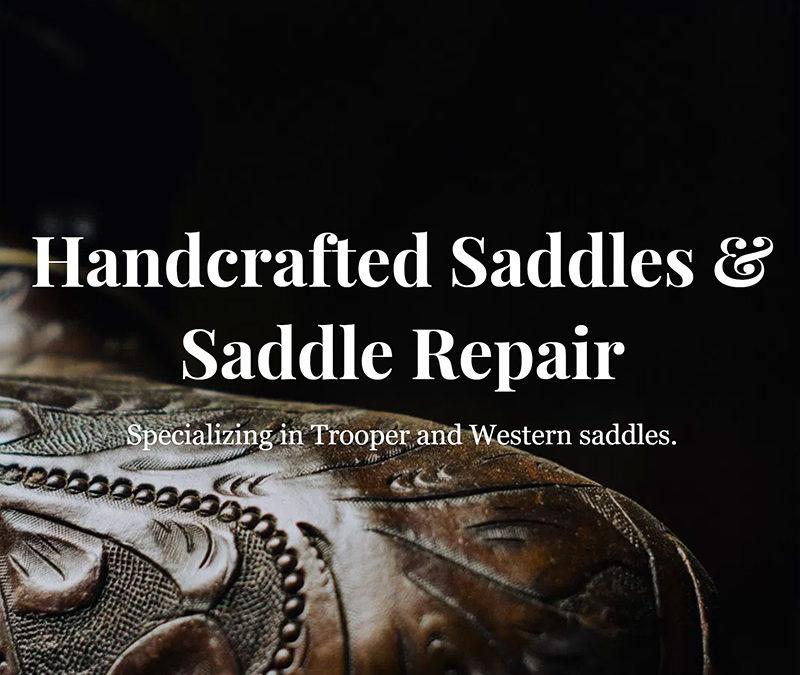 The Saddle Guy